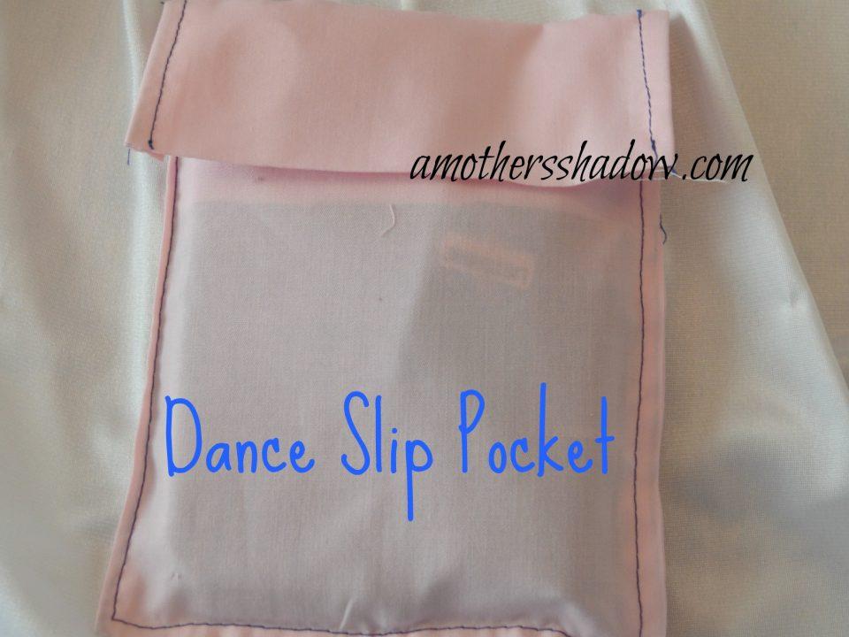 Teen Time: Dance Slip Pocket