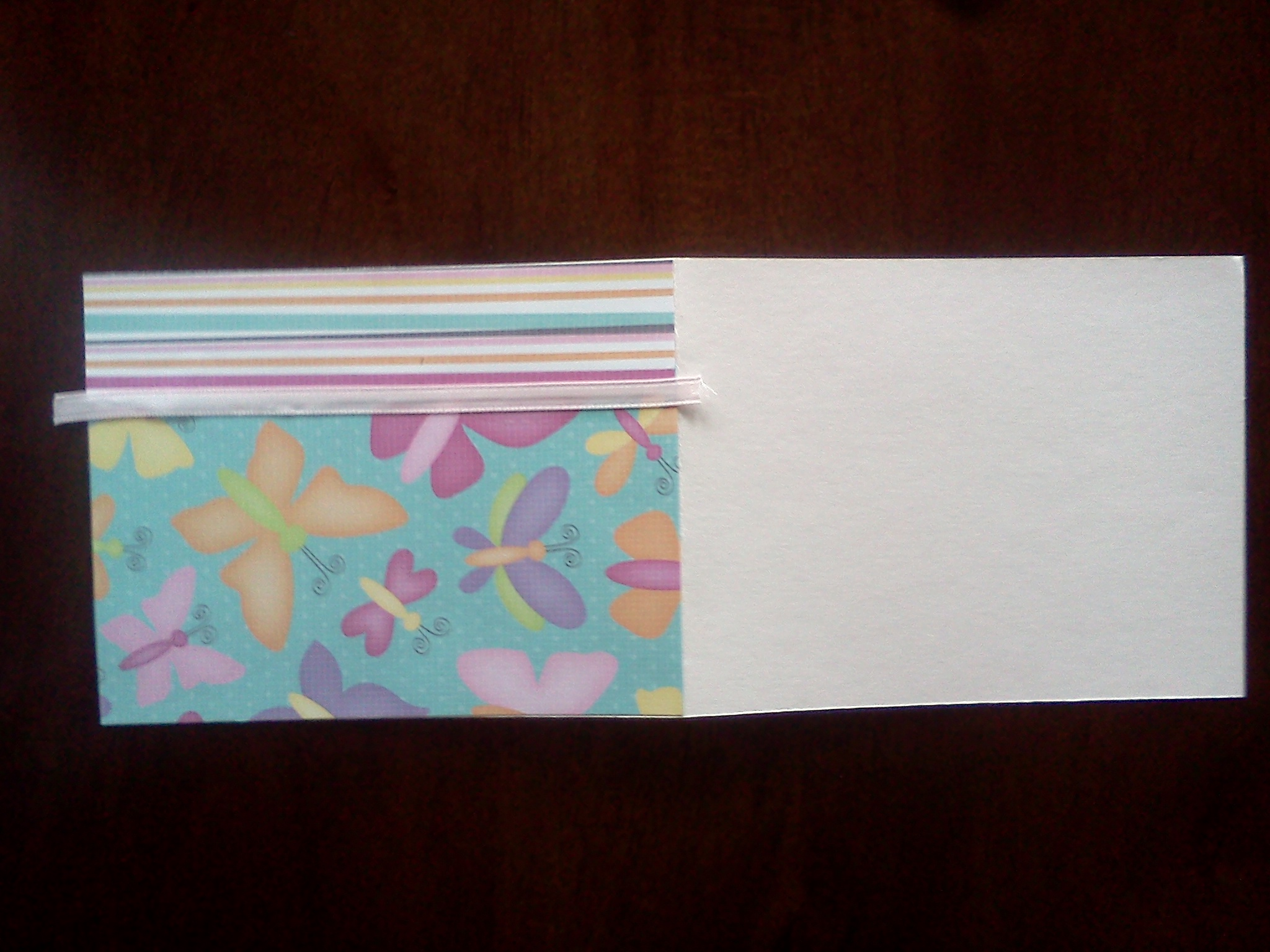 Hand Made Thank You Card 4