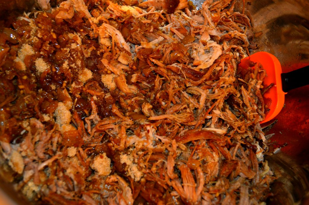 Sweet Pulled Pork