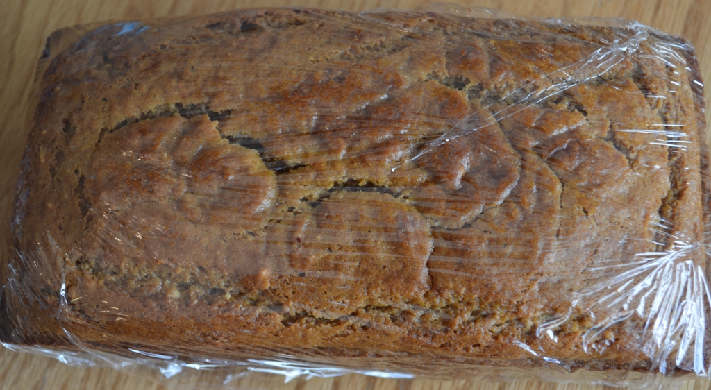 Pumpkin Bread 8