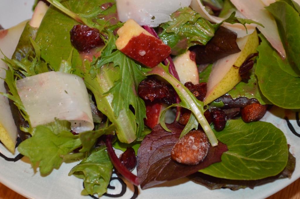 Festive Baby Green Salad 4