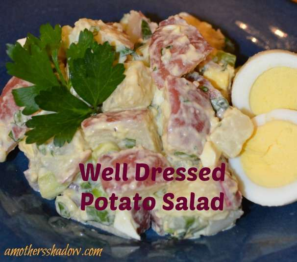 Well Dressed Potato Salad
