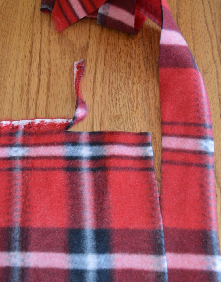 Fleece Scarf 1