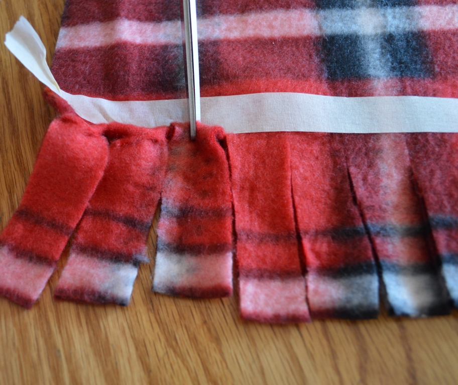 Fleece Scarf 3