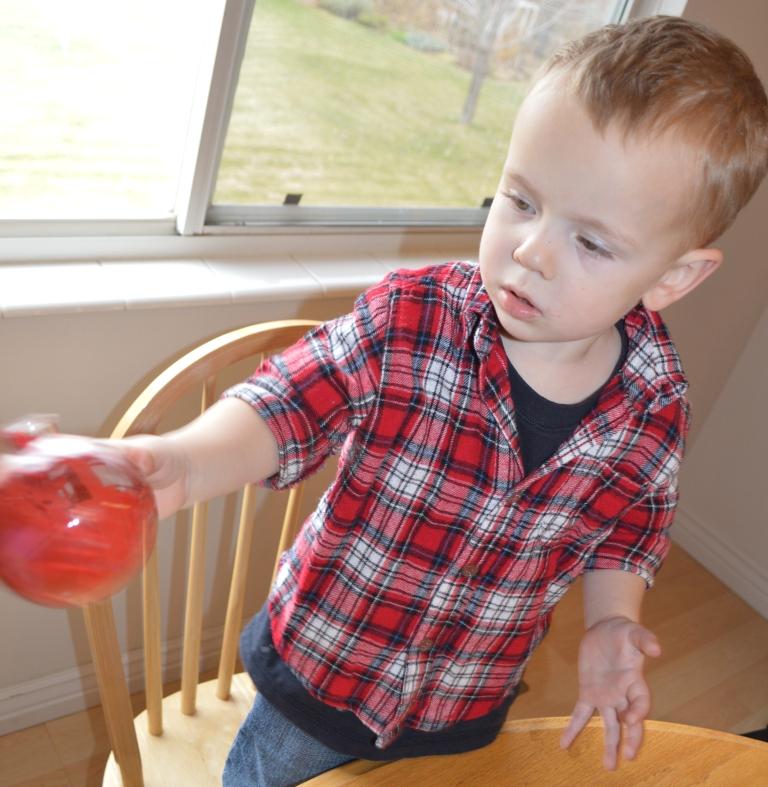 Kids Craft Christmas Ornaments 9