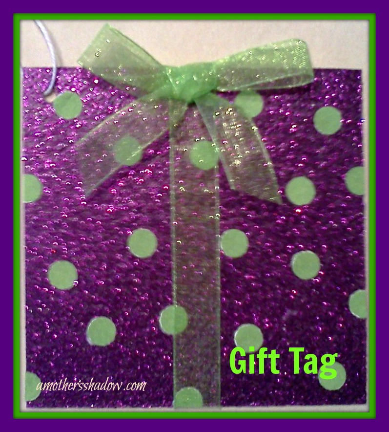 Homemade Gift Tags 4