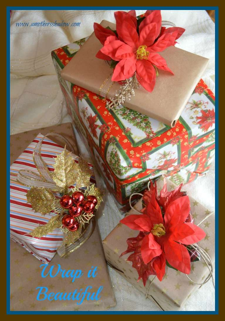 Wrapping Gifts for a Special Occasion