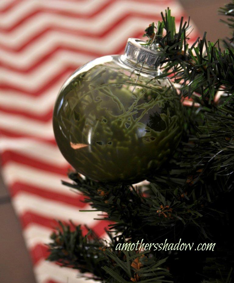 Kids Craft Christmas Ornaments