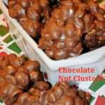 Milk Chocolate Nut Clusters