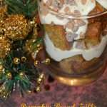 Amazing Pumpkin Creamy Toffee Trifle