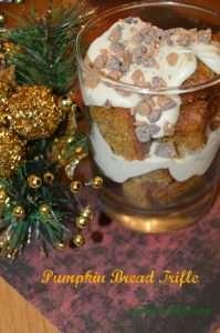 Scrumptious Pumpkin Toffee Trifle