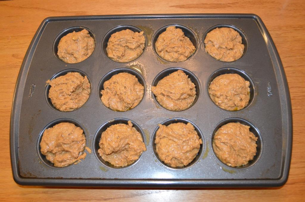 Tender Whole Wheat Muffins 7