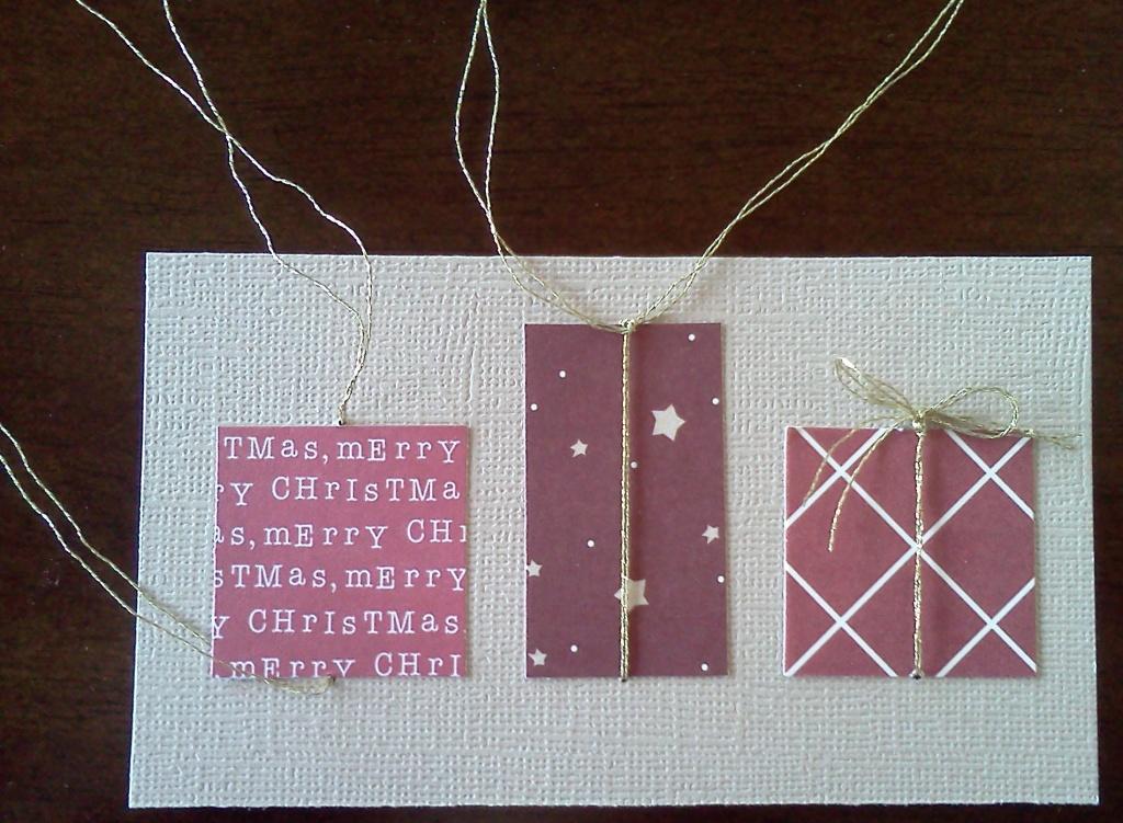 Homemade Greeting Card 3