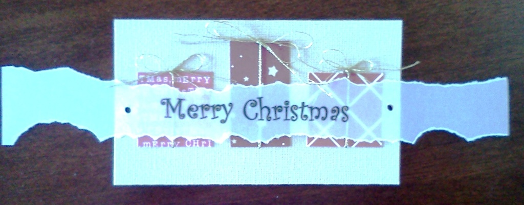Homemade Greeting Card 6