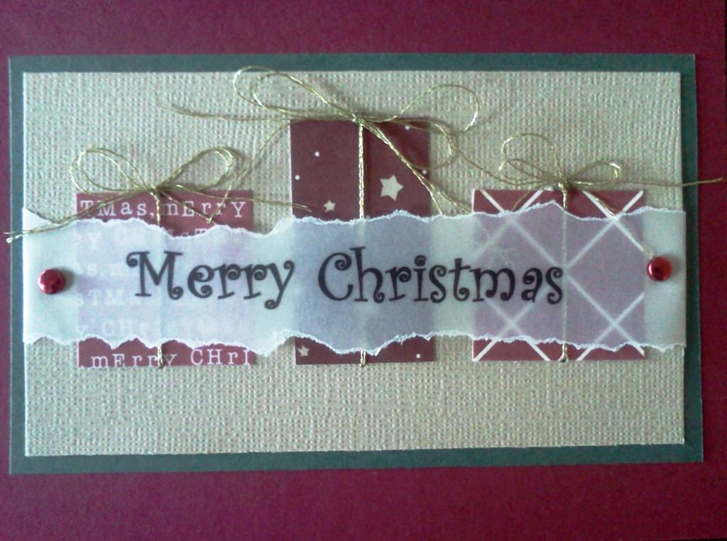 Homemade Greeting Card 7