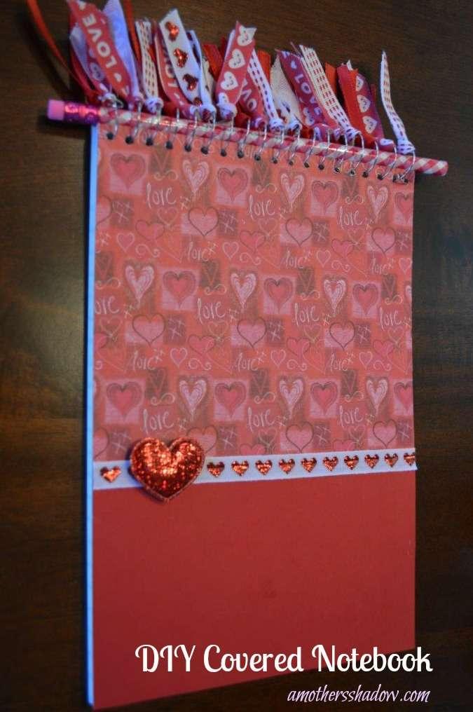 Crafty Embellished Notebook