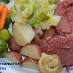 Corned Beef & Vegetables 1