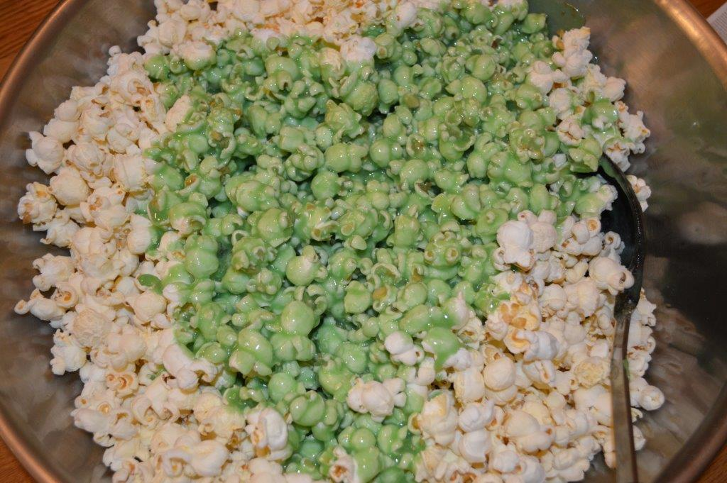 St. Patrick's Pop Corn 2