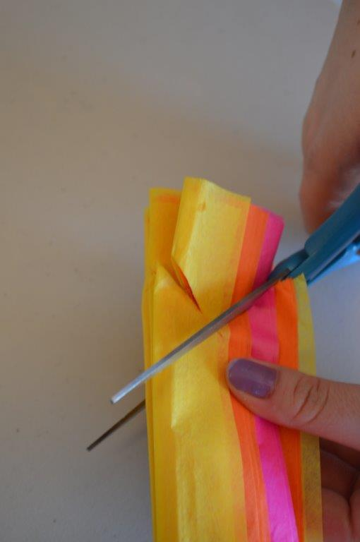 Tissue Poms 8