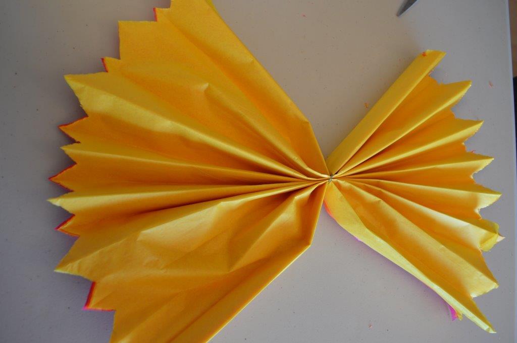 Tissue Poms 11