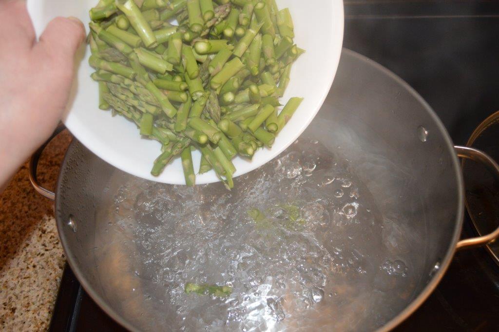 Asparagus Risotto 4
