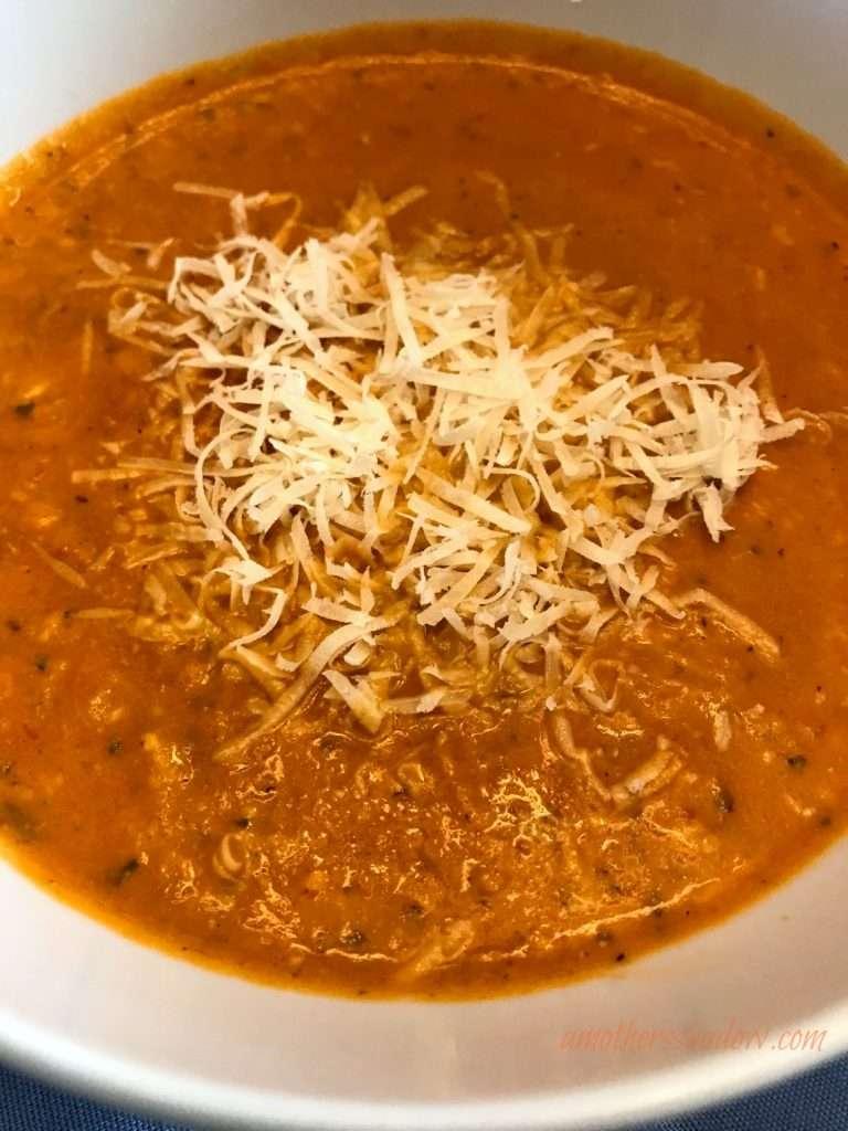 Tomato Basil Soup 002