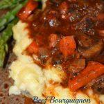 Delicious Beef Bourguignon