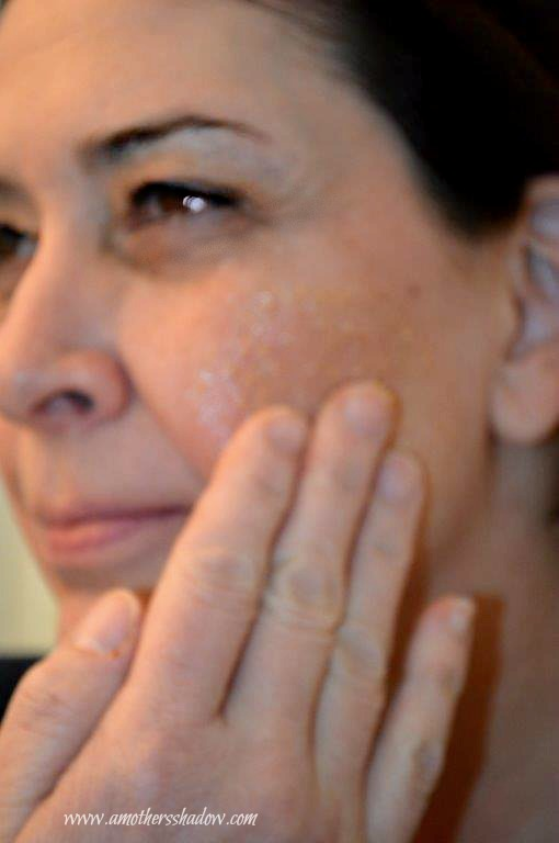 DIY Homemade facial