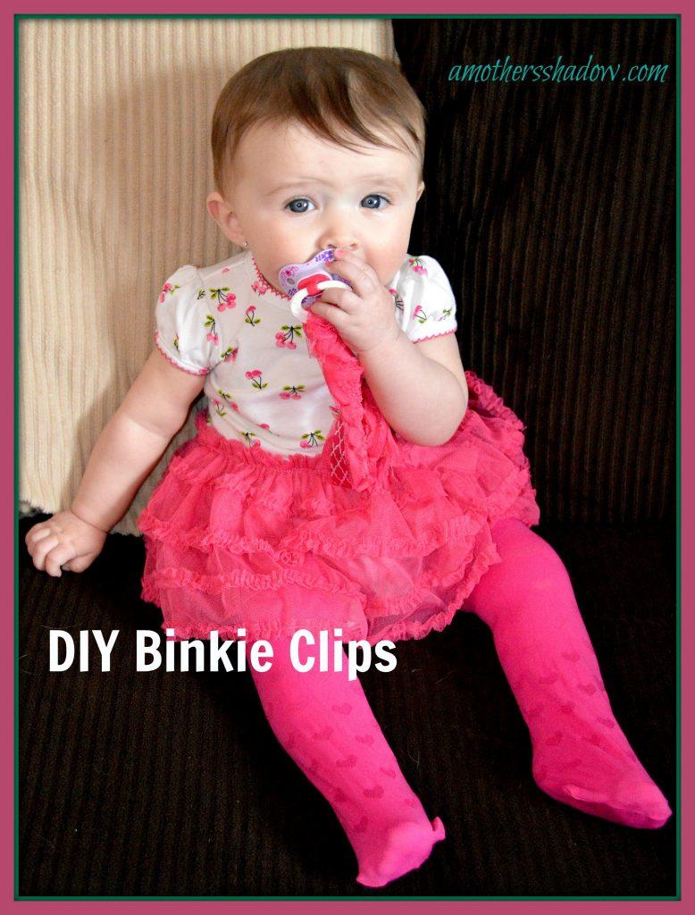 Binki Clip