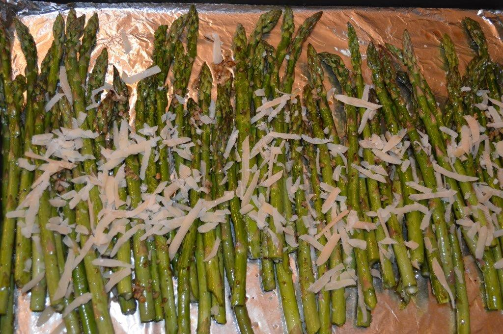Oven Roasted Asparagus 2