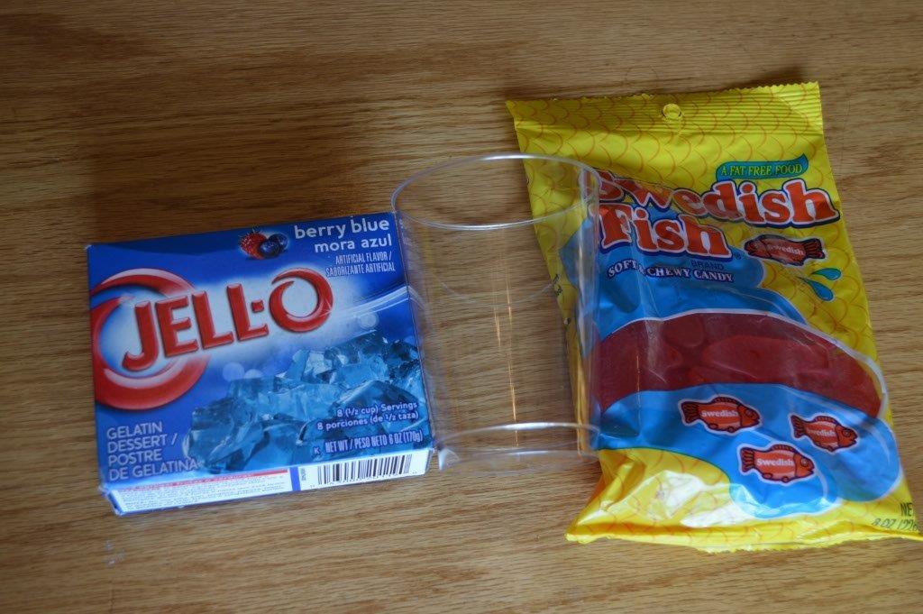 Jello & Fish1