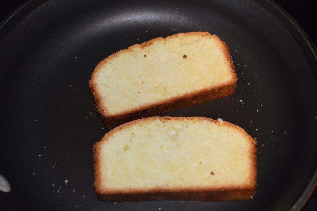 Sweet Grilled Cheese 5