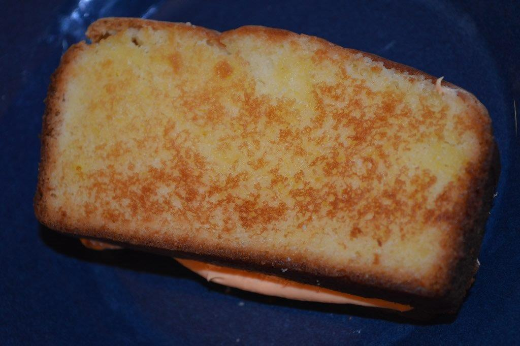 Sweet Grilled Cheese 8