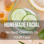 BEST Homemade Facial