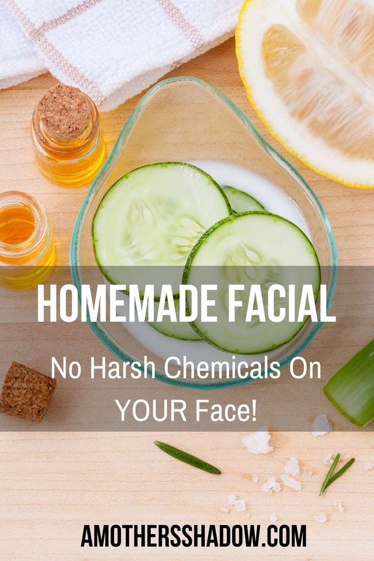 BEST Any Time DIY Natural Homemade Facial