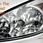 Vehicle Headlight DIY Homemade Cleaner