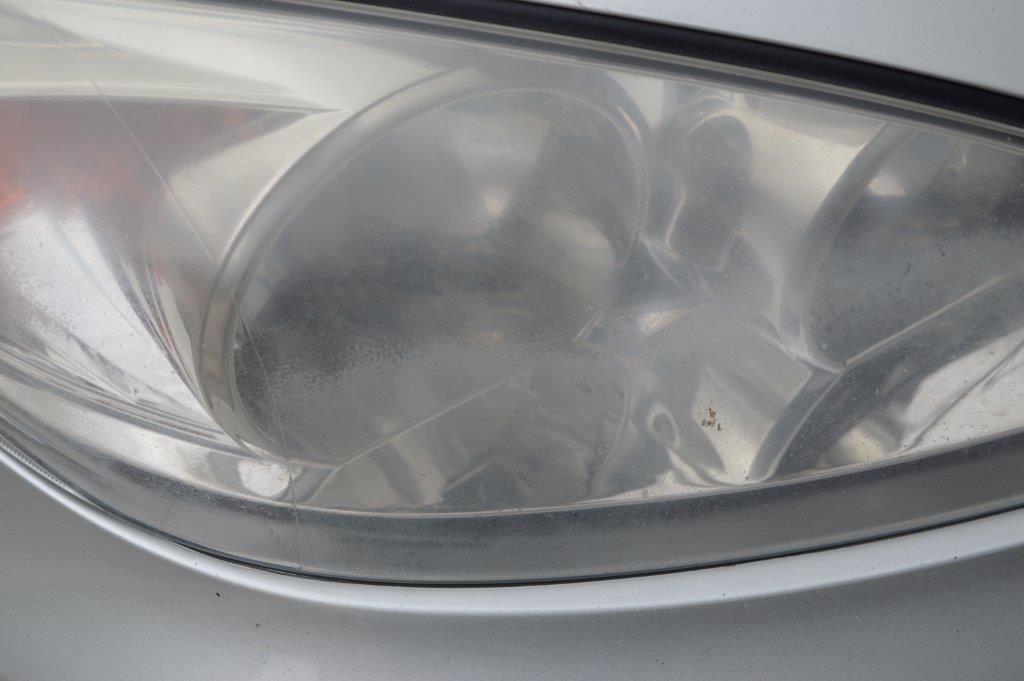 Headlight DIY Cleaning