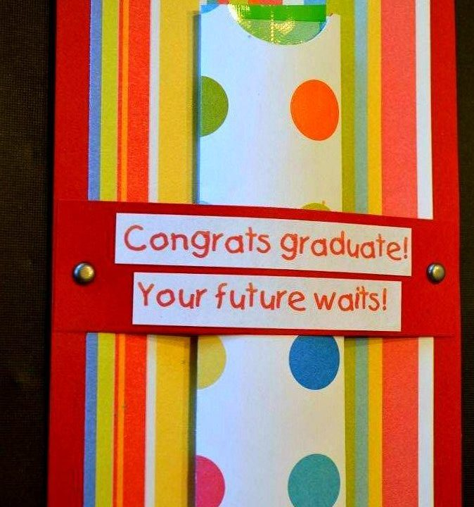 Graduation DIY Card