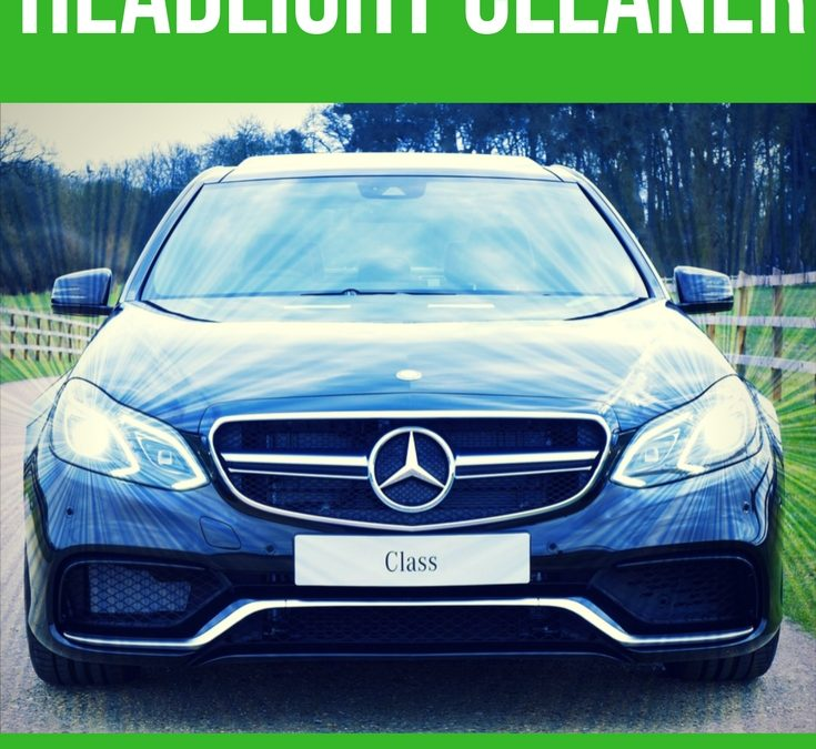 Clean Your Own Vehicle Headlights