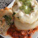 Gourmet Lasagna Rolls