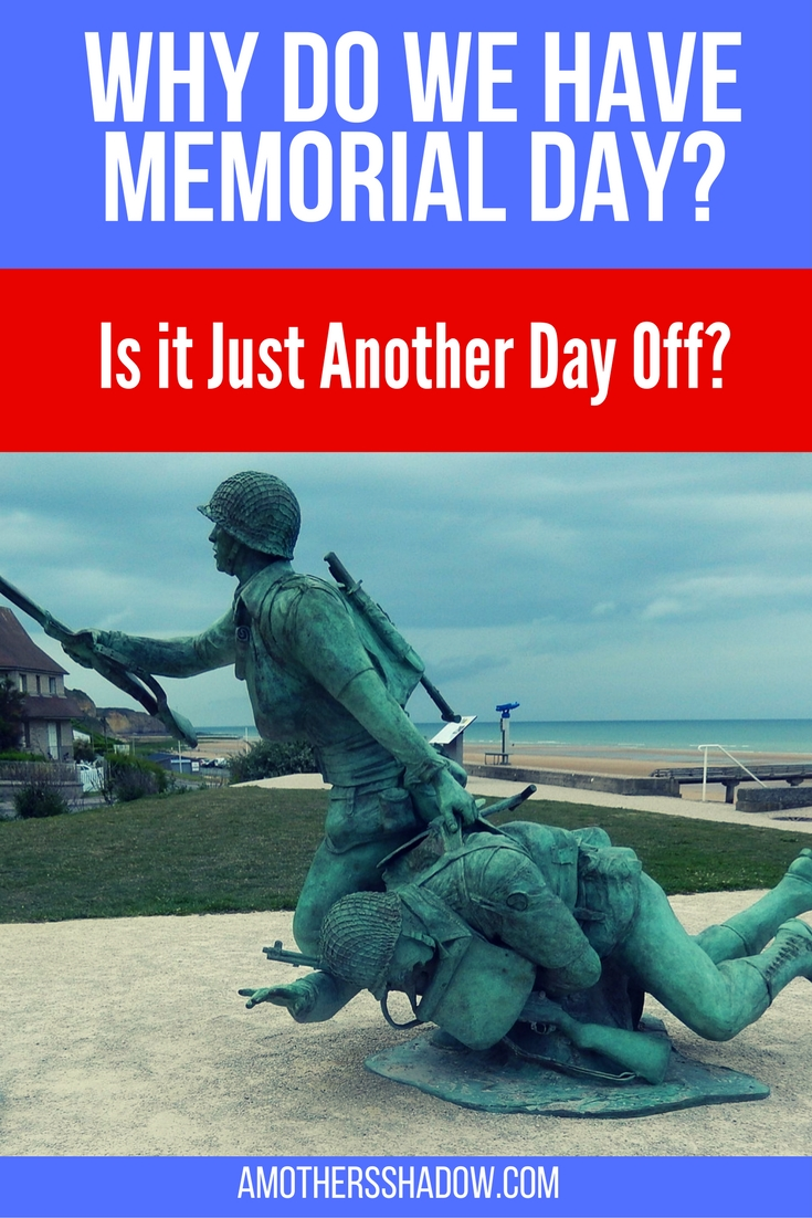 The Reason For Memorial Weekend