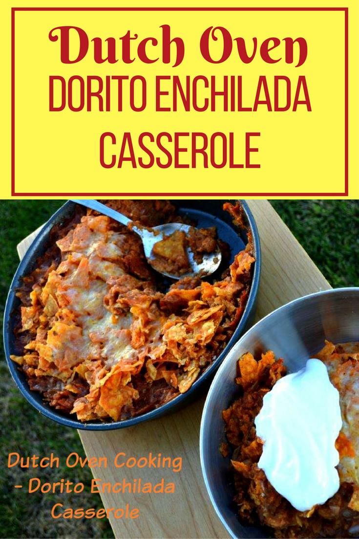 Dorito Enchilada Casserole