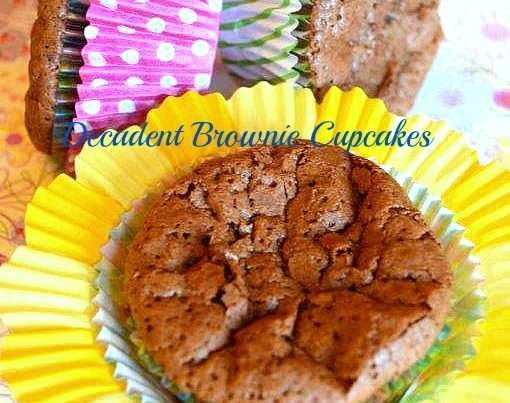 Brownie Cupcakes