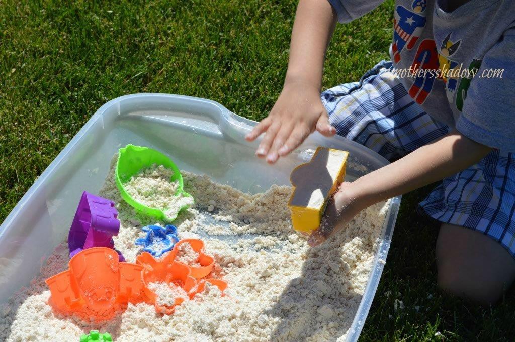 Play Sand 5