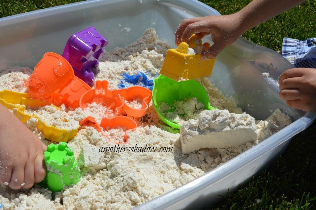 Play Sand 6