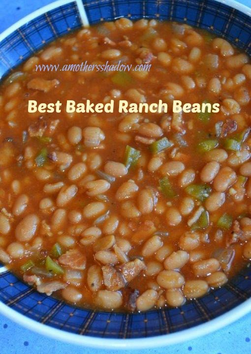 Best Baked Ranch Style Beans