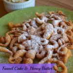 Funnel Cake & Honey Butter