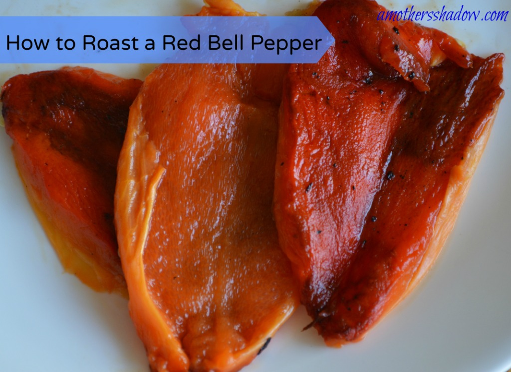 How to Roast a Pepper