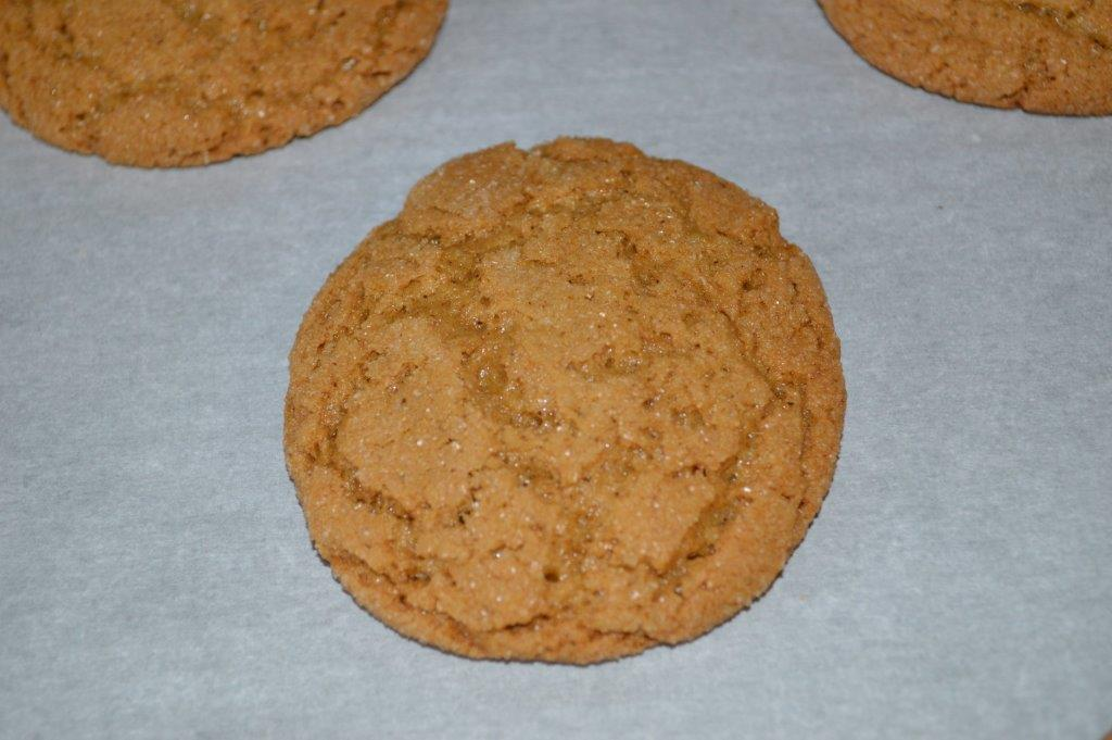 Soft Ginger Cookies 7