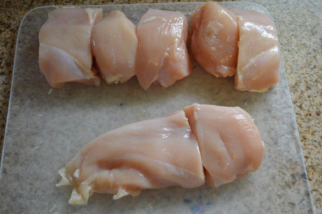 Balsamic Chicken in Strawberry Salsa 7